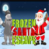 Frozen Santa Escape game