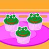 Žaba Cupcakes hra