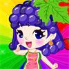 Grandes operaciones de frutas y verduras juego
