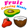 Fruit Coloring Mania game