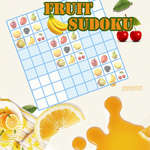 Fruit Sudoku game