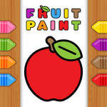Fruit Paint game
