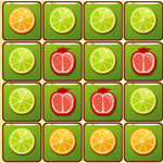 Fruits Blocks Collapse game