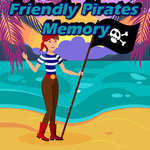 Friendly Pirates Memory game