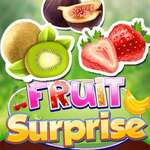 Surprise des fruits jeu