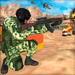 Frontline Army Commando War game