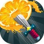 Плодове нож удари игра