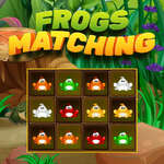 Frogs Matching game