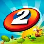 Frizbi Mindörökké 2 játék