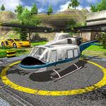 Simulador de vuelo de helicóptero gratuito juego