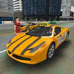 Free New York Taxi Driver 3D Sim game