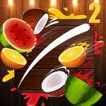 Rodaja de fruta 2 juego
