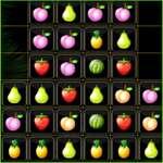 Blocuri de fructe meci joc