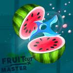 Gyümölcs vágott mester játék