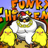 Funky Chicken Tower Defense spel