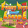 Zábavné hračky priestor uniknúť