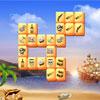 Vtipné piráti Mahjong hra