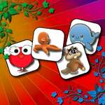 Funny Animals Memory game