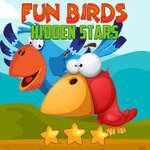 Fun Birds Hidden Stars game