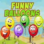 Funny Balloons game