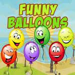 Baloane amuzante joc