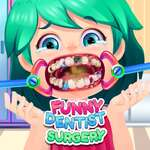 Funny Dentist Surgery game