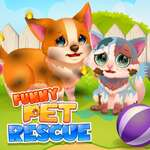 Funny Rescue Pet game