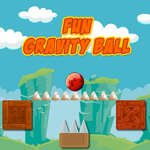 Fun Gravity Ball game