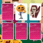 Eğlenceli Cadılar Bayramı Hafızası oyunu