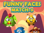 Funny Faces Match3 jeu