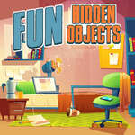 Divertidos objetos ocultos juego