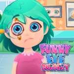 игра Забавная глазная хирургия