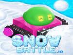 FZ Snow Battle IO game