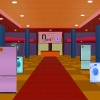Gazzyboy Electronic showroom escape 2 game