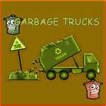 Garbage Trucks Hidden Trash Can game
