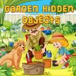 Objetos Ocultos en el Jardín juego