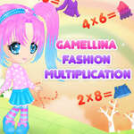 Gamellina Fashion Multiplikation Spiel