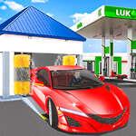 Parcare auto benzinarie joc