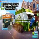 Garbage Truck Simulator Recycling Driving Game