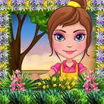 Decorazione del giardino Decorazione floreale gioco
