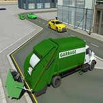 игра Симулятор города мусоровозов