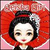 Geisha Girl Dressup game