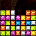 Gems Blocks Collapse game