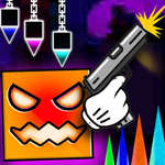 Geometry Dash Nemesis game