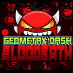 Geometry Dash Bloodbath game