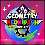 Geometry Neon Dash World Two game