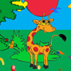 Giraffe Adventure game