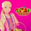 Tienda de fruta chica juego