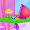 Girly studio decorazione gioco