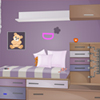 Chicas Purple Room Escape juego